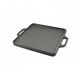 Öntöttvas grill rács