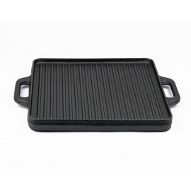 Öntöttvas grill rács két oldalas