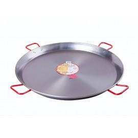 Nagy paella gasztro sütőtál, 90cm Garcima paella nagy pecsenyesütő, óriási sütőtál