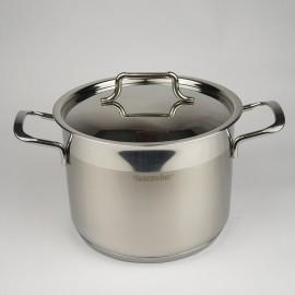 Hascevher 3,5 liter minőségi rozsdamentes fazék