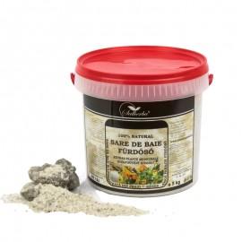 Parajdi fürdősó gyógynövény 5 kg vödrös kiszerelés Salherba