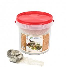 Parajdi fürdősó gyógynövényes 5 kg