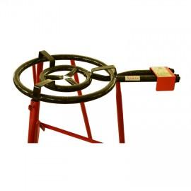 Paella gázégő 2 körös 40 cm