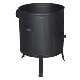 Parti üstház 63 cm fekete